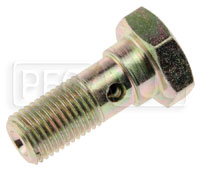 Click for a larger picture of Banjo Bolt, 3/8-24 Thread with 7/16 Shoulder