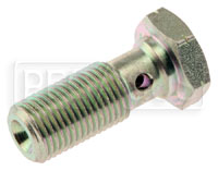 Click for a larger picture of Banjo Bolt, 10mm x 1.00 Single, Standard (.98 Shank)