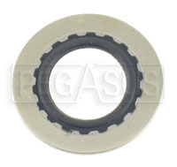 Click for a larger picture of Aluminum Stat-O-Seal Sealing Washers