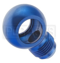 Click for a larger picture of 10AN to 20mm Single Banjo Adapter, Aluminum