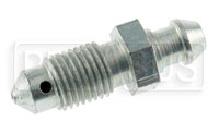 "Click for a larger picture of 3/8-24 Short Bleeder Screw, 1.25"" overall length"