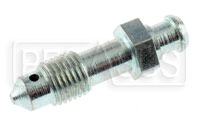 "Click for a larger picture of 3/8-24 Long Bleeder Screw, 1.5"" overall length"