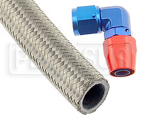 Hose Assembly Instructions - Standard Steel Braided Hose