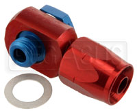 Click for a larger picture of 12 x 1.5mm Banjo -6 Hose End Kit - for Weber, Bosch pump