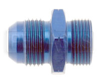 Click for a larger picture of Male 22 x 1.5mm Metric Concave Seat to 10AN Male, Aluminum