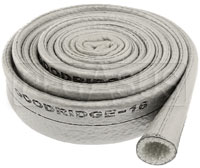 Click for a larger picture of Goodridge Silver Firesleeve, per Inch