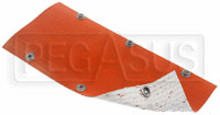 Click for a larger picture of FireFlex Snap Wrap Firesleeve, per foot