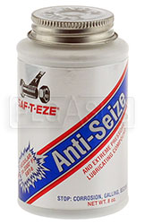 Click for a larger picture of Anti-Seize Compound, MIL-A-907-E, 8 oz Brush-top Can