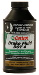 Click for a larger picture of Castrol Advanced Performance DOT 4 Brake Fluid
