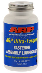 Click for a larger picture of ARP Ultra-Torque Assembly Lube, 10 oz Brush-Top Can
