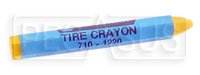 Click for a larger picture of Tire Marking Crayon, White