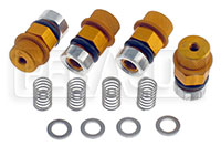Click for a larger picture of Tire Pressure Relief Valves (set of 4)