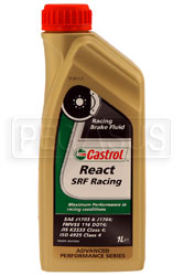 Click for a larger picture of Castrol SRF Synthetic Racing Brake Fluid