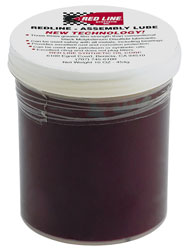 Click for a larger picture of Red Line New Technology Assembly Lube, 16 oz Jar