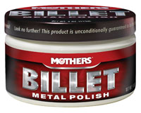 Click for a larger picture of Mothers Billet Metal Polish, 4oz
