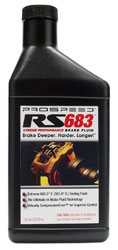 Click for a larger picture of Prospeed RS683 Xtreme Performance Brake Fluid, 500ml