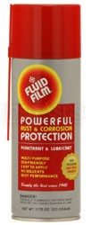 Click for a larger picture of (HAO) Fluid Film Penetrant and Lubricant, 11.75 oz