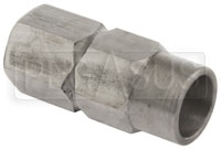 Click for a larger picture of Steel Center Hex for Economy QR Steering Hub, 3/4 Bore