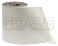 Click for a larger picture of Clear Surface Guard Tape, 14 mil, 60 foot Roll