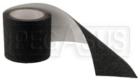 "Click for a larger picture of Non-Skid Tape - Black, 4"" x 10' Roll"