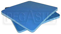 Click for a larger picture of Backsaver Aerospace Foam Pad, 16 x 18""