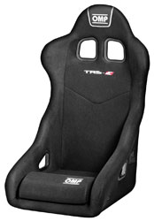 Click for a larger picture of (SL) OMP TRS-E XL Racing Seat, Tube Frame