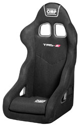 Click for a larger picture of (SL) OMP TRS-E XS Racing Seat, Tube Frame