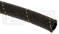 Click for a larger picture of 910 PTFE Lined Aramid Braided Lightweight Racing Hose