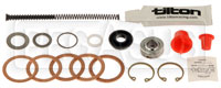 Click for a larger picture of Tilton 77 Series Rear-Pivoting Master Cylinder Rebuild Kit