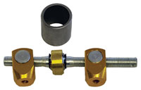 Click for a larger picture of OBP Brake Balance Bar Assembly, 7/16-20 Thread