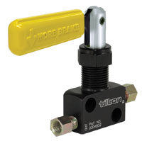 Click for a larger picture of Tilton Lever Style Brake Proportioning Valve