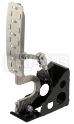 Click for a larger picture of OBP Pro-Race Throttle Pedal Assembly