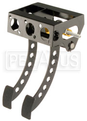 Click for a larger picture of OBP Overhung Mount 2-Pedal Assembly, w/o MC