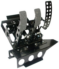 Click for a larger picture of OBP Track Pro 3-Pedal Box w/o MC, BMW E36 LHD