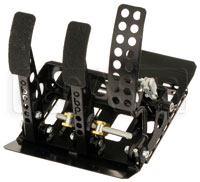 Click for a larger picture of OBP Track Pro 3-Pedal Box w/o MC, BMW E30 LHD