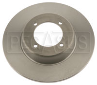 Click for a larger picture of Brake Rotor, DB1/DB3, Van Diemen 4-bolt (LD19)