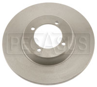 Click for a larger picture of Brake Rotor, DB2/DB3 w/LD20, Solid, Front & Rear