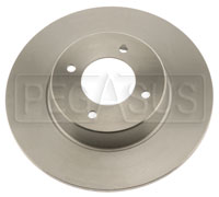 Click for a larger picture of Brake Rotor, Reynard FC 87+up (LD19), No holes/grooves