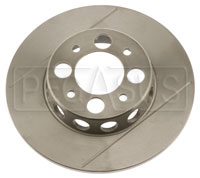 Click for a larger picture of Brake Rotor, Reynard FC 87+up (LD19) with Holes & Grooves