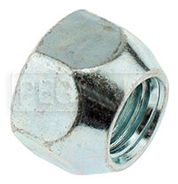 Click for a larger picture of GM Steel Lug Nut for Steel Wheels, 12mm x 1.5 Threads