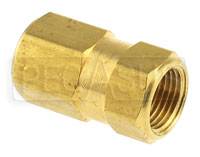 Click for a larger picture of Check Valve, 1/2 NPT Female Ports