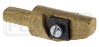 Click for a larger picture of Replacement Brass Head for #3715 Tire Grooving Iron