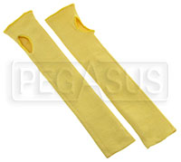 Click for a larger picture of Kevlar Knit Forearm Protectors, 1 size (Pair)