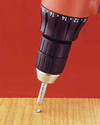 Click for a larger picture of X-Out Damaged Screw Remover, Set of 3 with Case