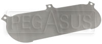 Click for a larger picture of Blank Baseplate Only for ITG JC50 Megaflow Air Filter, each