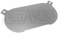 Click for a larger picture of Blank Baseplate Only for ITG JC30 Megaflow Air Filter, each