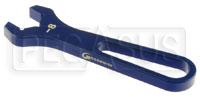 Click for a larger picture of Aluminum AN Hose End Wrench, 8AN