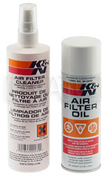 Click for a larger picture of (HAO) K&N Filter Care Service Kit