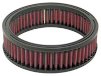 Click for a larger picture of K&N Filter Element, Round (6.25 OD x 5.25 ID x 1.75 H)