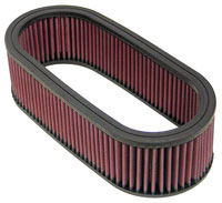 Click for a larger picture of K&N Filter Element, Long Oval (12.0 L x 5.25 W x 3.25 H)